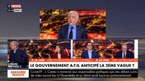 """Après avoir appelé à """"l'insurrection civique"""" à l'antenne, Ivan Rioufol quitte subitement le plateau de CNews"""