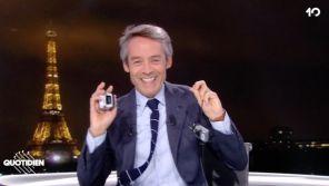 """""""Quotidien"""" : Yann Barthès surpris par un retour à l'antenne plus rapide que prévu"""