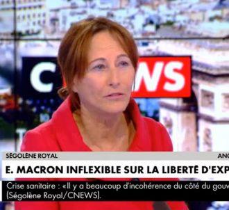 Ségolène Royal sur les caricatures de Mahomet.