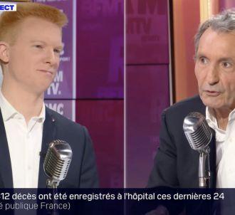 Jean-Jacques Bourdin évoque le boycott de Jean-Luc...