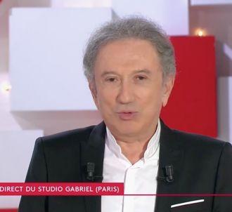 Michel Drucker fait son retour sur France 2.