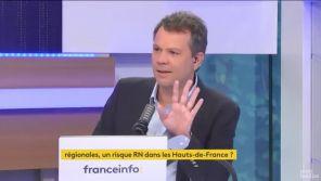 """""""Pardon, j'ai rien compris"""" : Marc Fauvelle perdu par une réponse confuse de Barbara Pompili"""