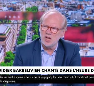 'L'heure des pros' : Pascal Praud et Laurent Joffrin...