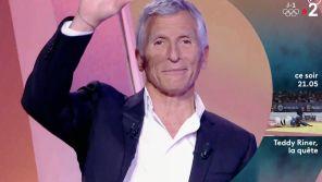"""Nagui fait ses adieux à """"Tout le monde veut prendre sa place"""" sur France 2"""