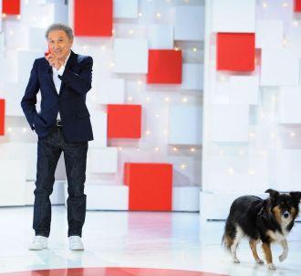Michel Drucker a fait son retour sur France 2