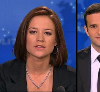 Céline Pitelet et Fabien Crombé.