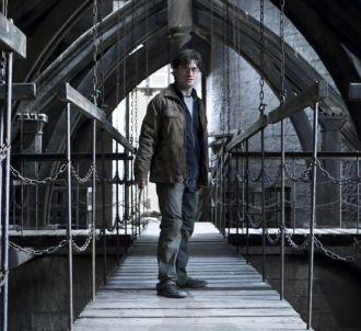 Daniel Radcliffe dans 'Harry Potter et les Reliques de la...