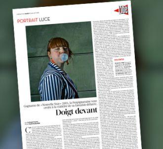Luce dans Libération du 19 juillet 2011.