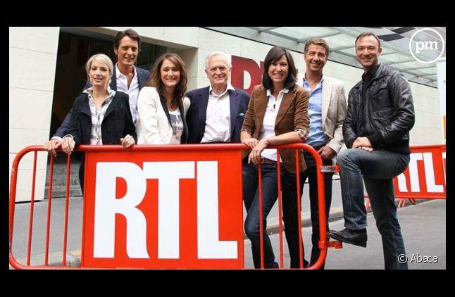 Les animateurs de la grille d'été de RTL.