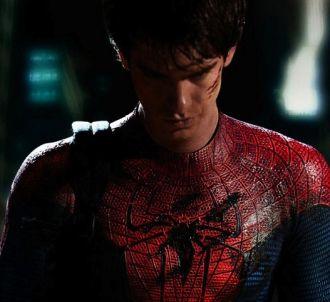 Andrew Garfield dans 'The Amazing Spider-Man'