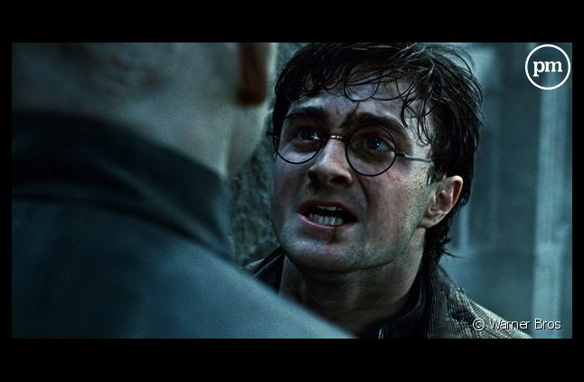 Harry Potter et les reliques de la mort - partie 2<br />