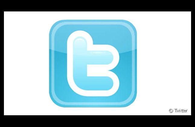 Le sigle de Twitter.