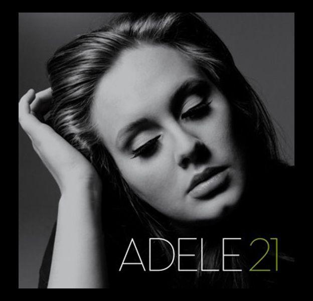 """1. Adele - """"21"""" / 77.000 ventes (+1%)"""