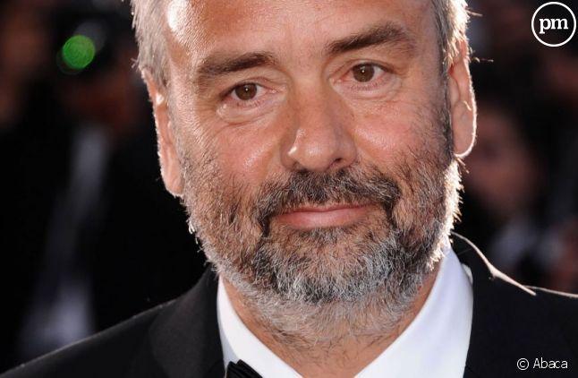 Luc Besson durant le 64e Festival de Cannes, le 16 mai 2011.