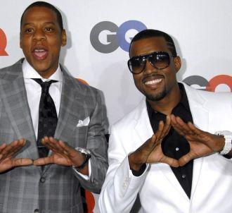 Jay-Z et Kanye West