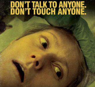 Gwyneth Paltrow sur une affiche promotionnelle de...