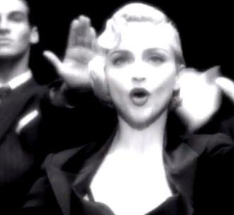 Le clip 'Vogue' de Madonna