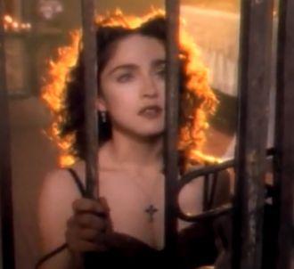 Le clip 'Like a Prayer' de Madonna