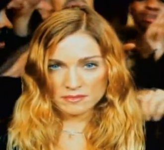 Le clip 'Drowned World/Substitute for Love' de Madonna