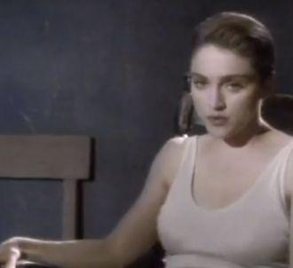 Le clip 'La Isla Bonita' de Madonna