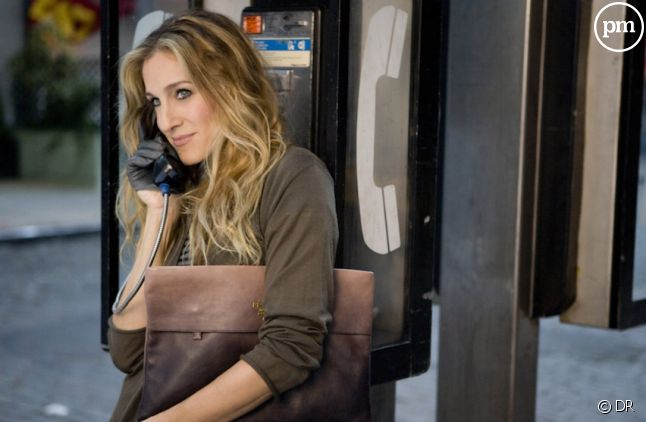 "Sarah Jessica Parker est Carrie Bradshaw dans ""Sex and the City, le film"""