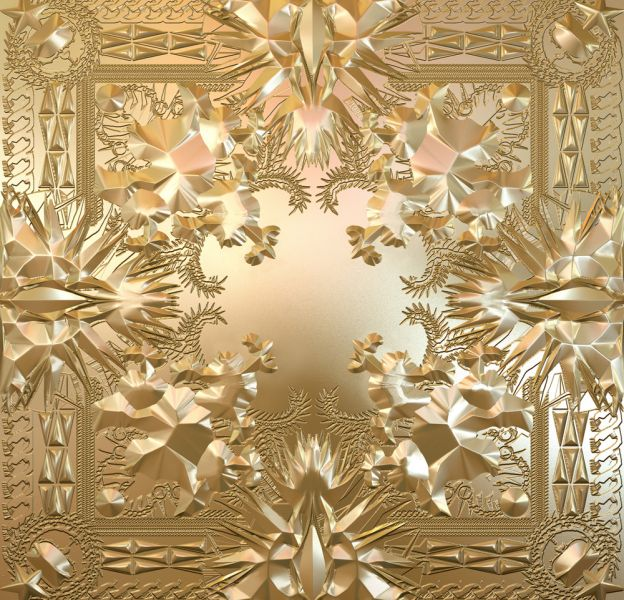 1. Jay-Z & Kanye West - Watch the Throne / 436.000 ventes (Entrée)