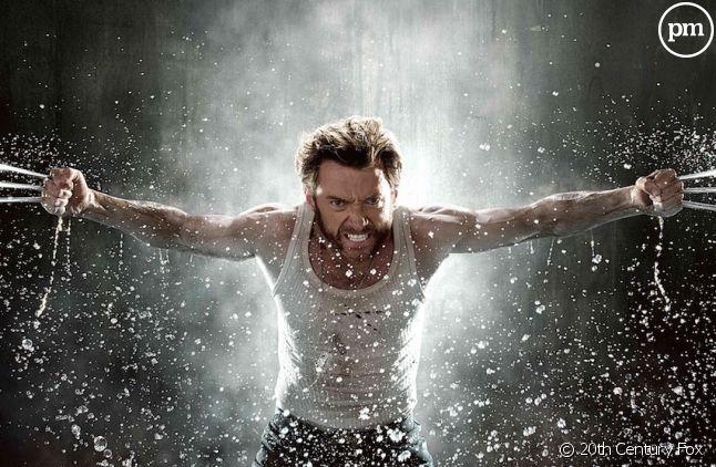 "Hugh Jackman dans ""X-Men Origins : Wolverine"""