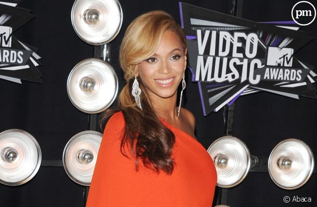 Beyoncé aux MTV Video Music Awards 2011