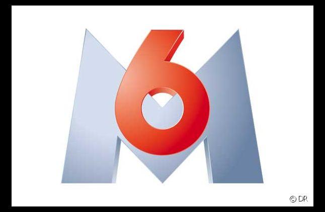 Le logo de la chaîne M6
