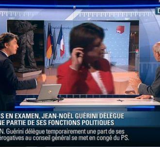 Martine Aubry met fin prématurément à un entretien sur...