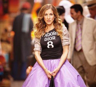 Sarah Jessica Parker est Carrie Bradshaw dans 'Sex and...