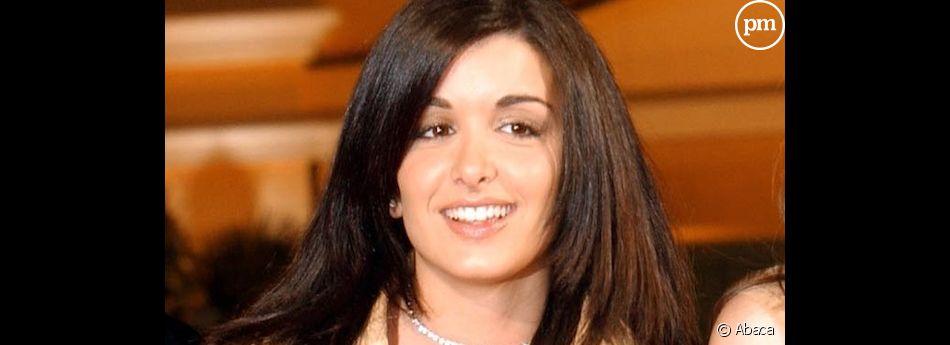 La chanteuse Jenifer, en 2002