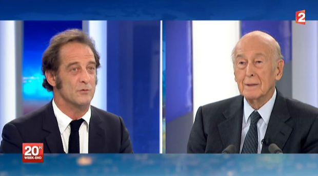 Vincent Lindon parle de Nicolas Sarkozy.