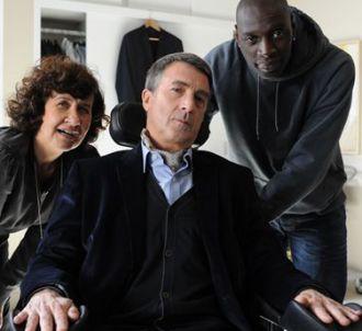 Le film 'Intouchables' avec Omar Sy et François Cluzet.