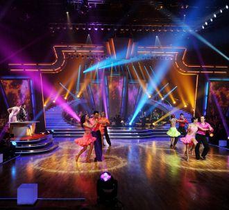 Le plateau de l'émission 'Danse avec les stars' sur TF1