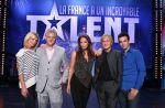 """Une saison 7 pour """"La France a un Incroyable Talent"""" en 2012"""