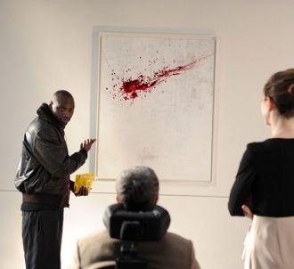 Le film 'Intouchables' avec Omar Sy et François Cluzet