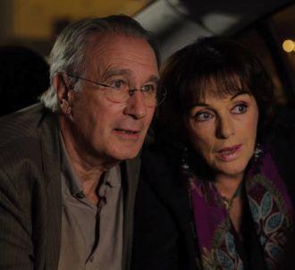 Anny Duperey et Bernard Le Coq dans 'Une famille formidable'