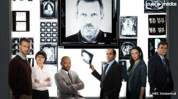 """Le cast de """"Dr House"""" saison 8"""