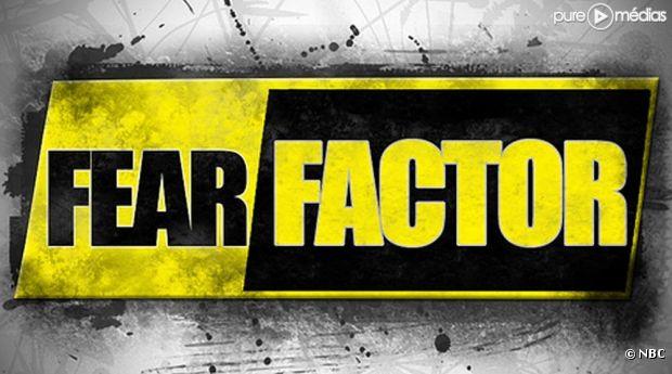 """Le logo de """"Fear Factor"""""""