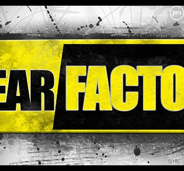 "Le logo de ""Fear Factor"""