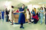 Des patients d'un hôpital en guerre contre le tournage d'une émission pour TF1