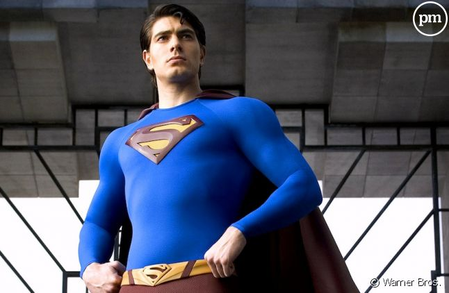 "Brandon Routh dans ""Superman Returns"""