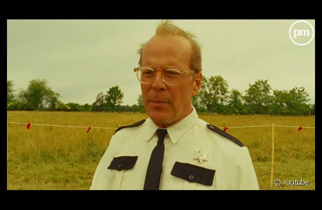 "Bruce Willis dans ""Moonrise Kingdom"""