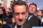 """Nicolas Sarkozy à ses militants : """"Mais qu'ils se taisent !"""""""