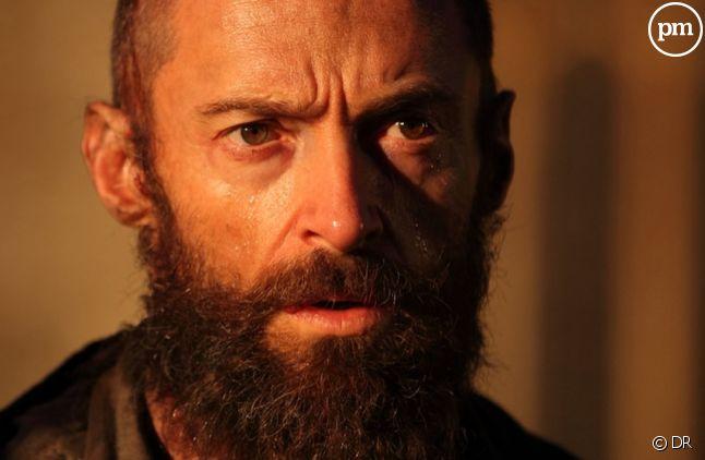 """Hugh Jackman dans """"Les Misérables"""""""