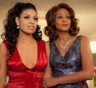 Whitney Houston et Jordin Sparks sur le tournage de...