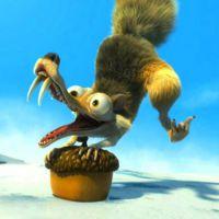 Scrat, l'écureuil de