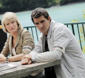 Virginie Caliari et Jean-Pascal Lacoste dans 'Section de...