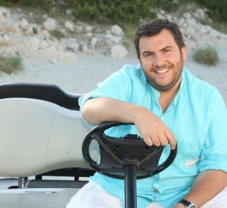 Laurent Ournac dans 'Camping Paradis' sur TF1